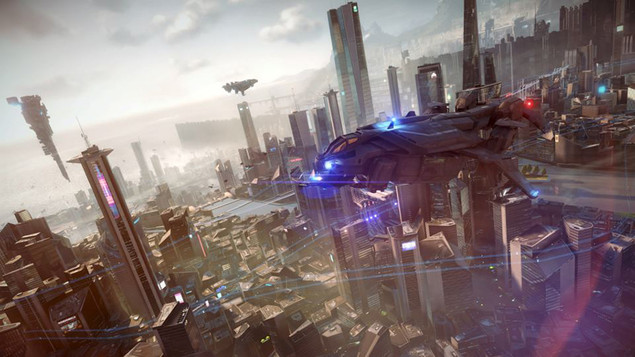 Grafische kracht van PS4 gedemonstreerd in Killzone: Shadow Fall [video]