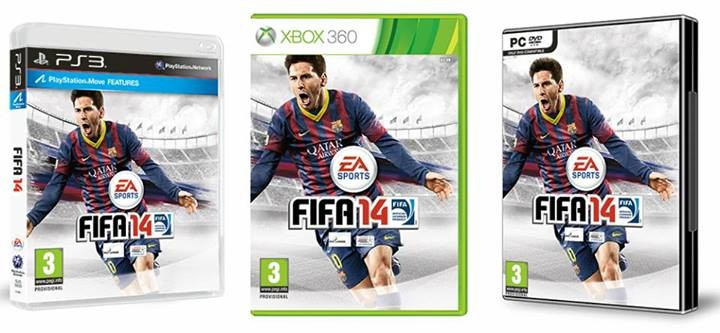 EA toont graphics van FIFA 14 op de PS4 [video]