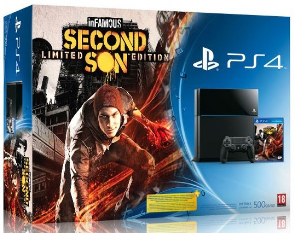 Verkoop PS4 explosief gestegen in UK dankzij Infamous: Second Son