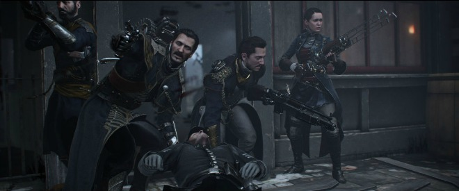 YouTuber lekt eerste uur gameplay The Order: 1886