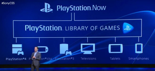 Sony onthult nieuwe streamingdienst 'PlayStation Now'