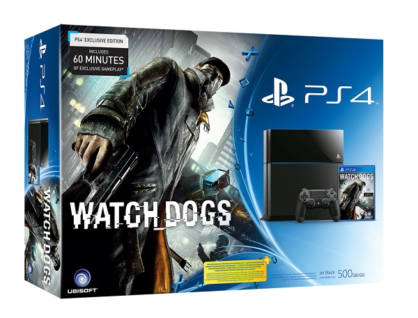 ** Watch Dogs PS4 bundel nu te bestellen in Nederland **