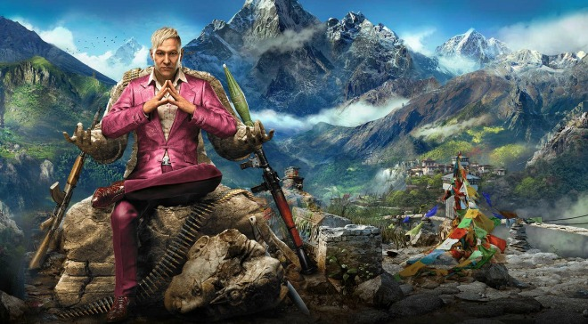 Far Cry 4 vermoedelijk in 1080p op PlayStation 4
