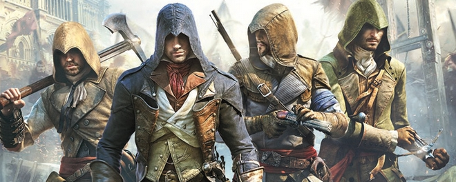 Assassin's Creed: Unity in 30 fps op PlayStation 4