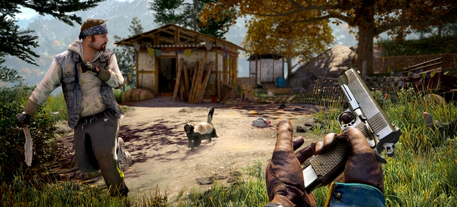 Drie extra missies in Limited Edition van Far Cry 4