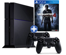 PS4-bundel Uncharted 4: A Thief's End