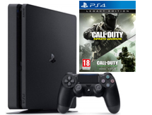 PS4-bundel (Slim) Call of Duty: Infinite Warfare + Modern Warfare Remastered