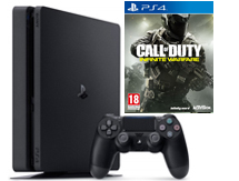 PS4-bundel (Slim) Call of Duty: Infinite Warfare