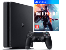 PS4-bundel Battlefield 1 Slim