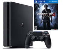 PS4-bundel Uncharted 4