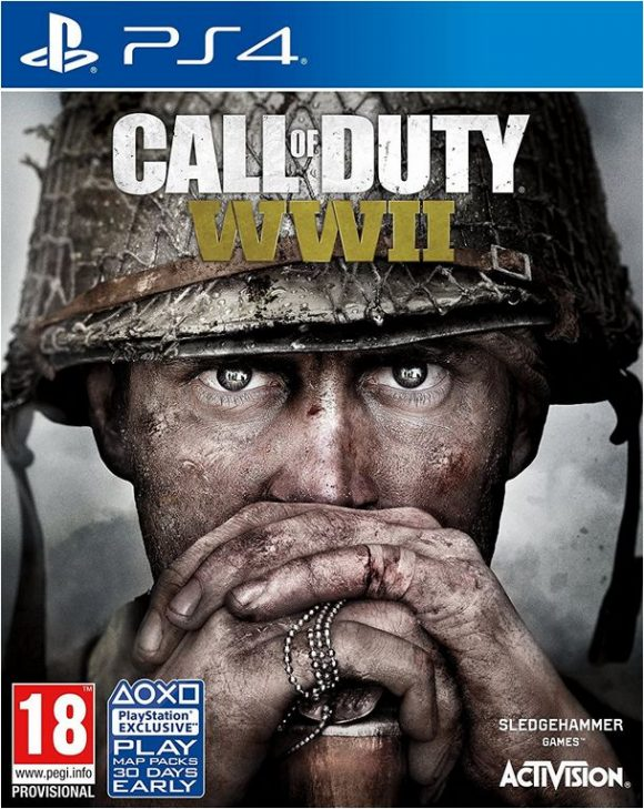 Call of Duty: WW2 PS4 cover