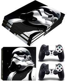 PS4 Slim Skin Stormtrooper