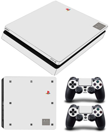 PS4 Slim Skin 20th Anniversary