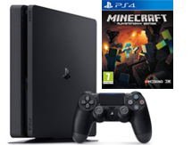 PS4-bundel Minecraft