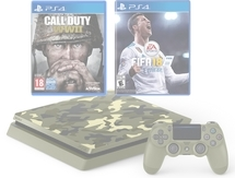 PS4-bundel Call of Duty: WW2