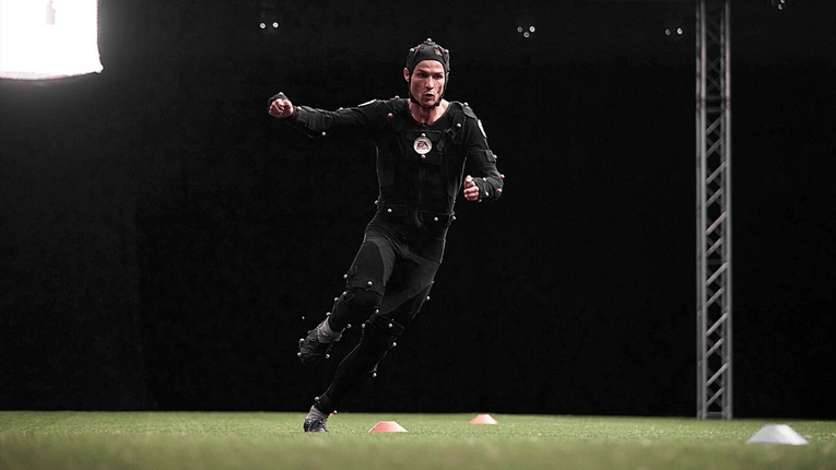 Cristiano Ronaldo Real Player Motion Technology