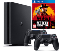 PS4-bundel Red Dead Redemption 2