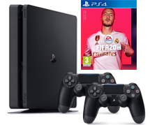 PS4-bundel FIFA 20 Slim