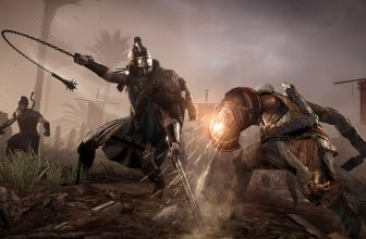 PS4-beelden tonen diverse gebieden Assassin's Creed Origins