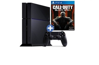 Aanbieding: PS4 + Call of Duty: Black Ops 3 voor €388,-!