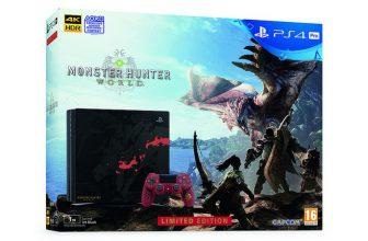 Sony kondigt speciale Monster Hunter: World PS4 Pro-bundel aan