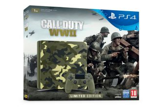 Sony kondigt Call of Duty: WW2 Limited Edition-bundel aan