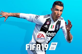 EA Sports onthult FIFA 19-cover met Ronaldo in Juventus-shirt