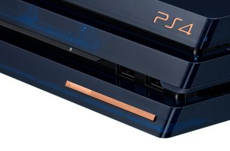 Sony kondigt PS4 Pro 500 Million Limited Edition 2TB aan
